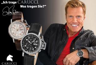 Ob man ihn mag oder nicht: Er könnte sich jede Uhr leisten