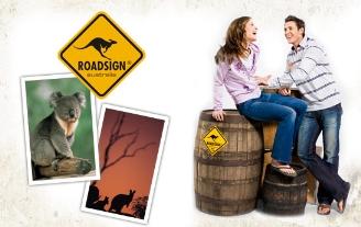 Roadsign ist die bekannteste Marke Australiens