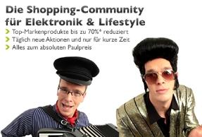 pauldirekt shopping community und lagerverkauf