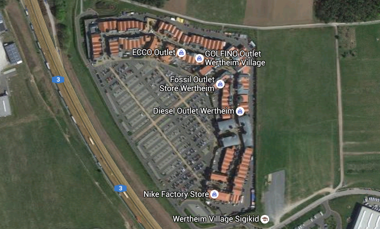 Wertheim Village Arreal