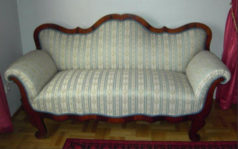 alte weberei couch