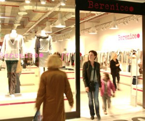 Berenice Outlet in Corbeil Essonnes