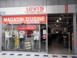 Levi's & Dockers Outlet Gonesse