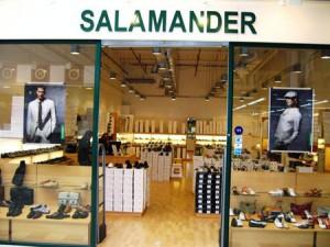 Salamander Outlet in Gonesse