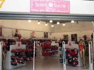 Soleil Sucré Outlet in Gonesse
