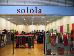Solola Outlet in Gonesse