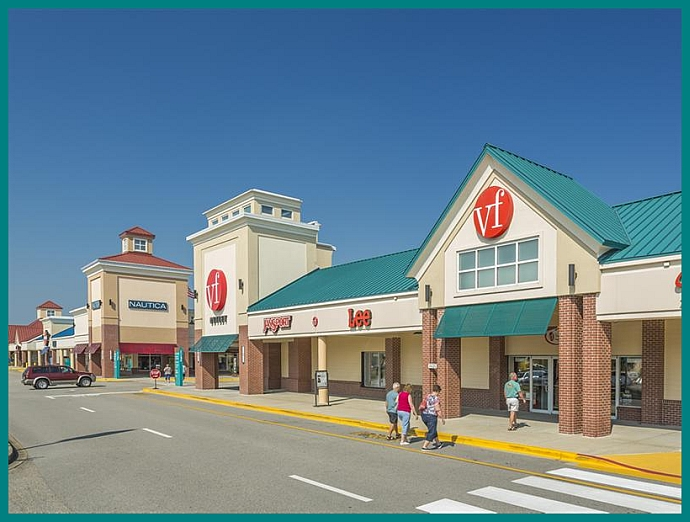 Tanger Outlet Myrtle Beach Hwy  Myrtle Beach Sc Usa