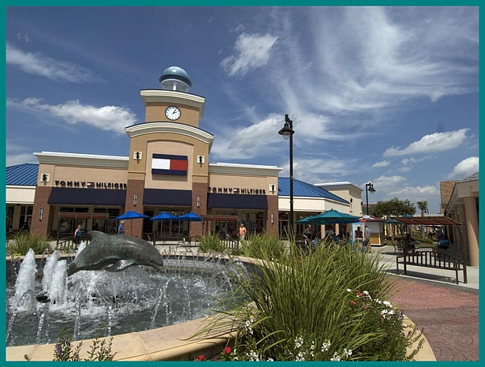 Myrtle Beach Hwy  Outlet