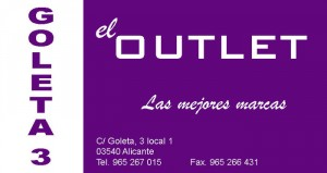 Outlet Goleta 3