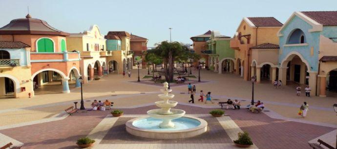 Puglia Outlet Village2