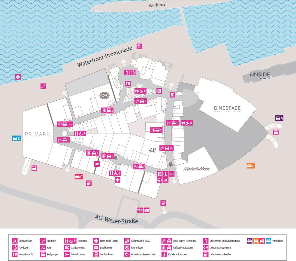 Centerplan Waterfront Bremen