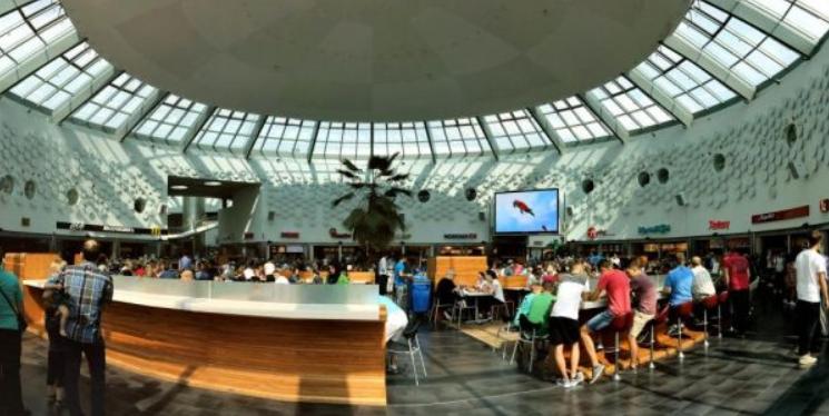 Foodcort Waterfront Bremen