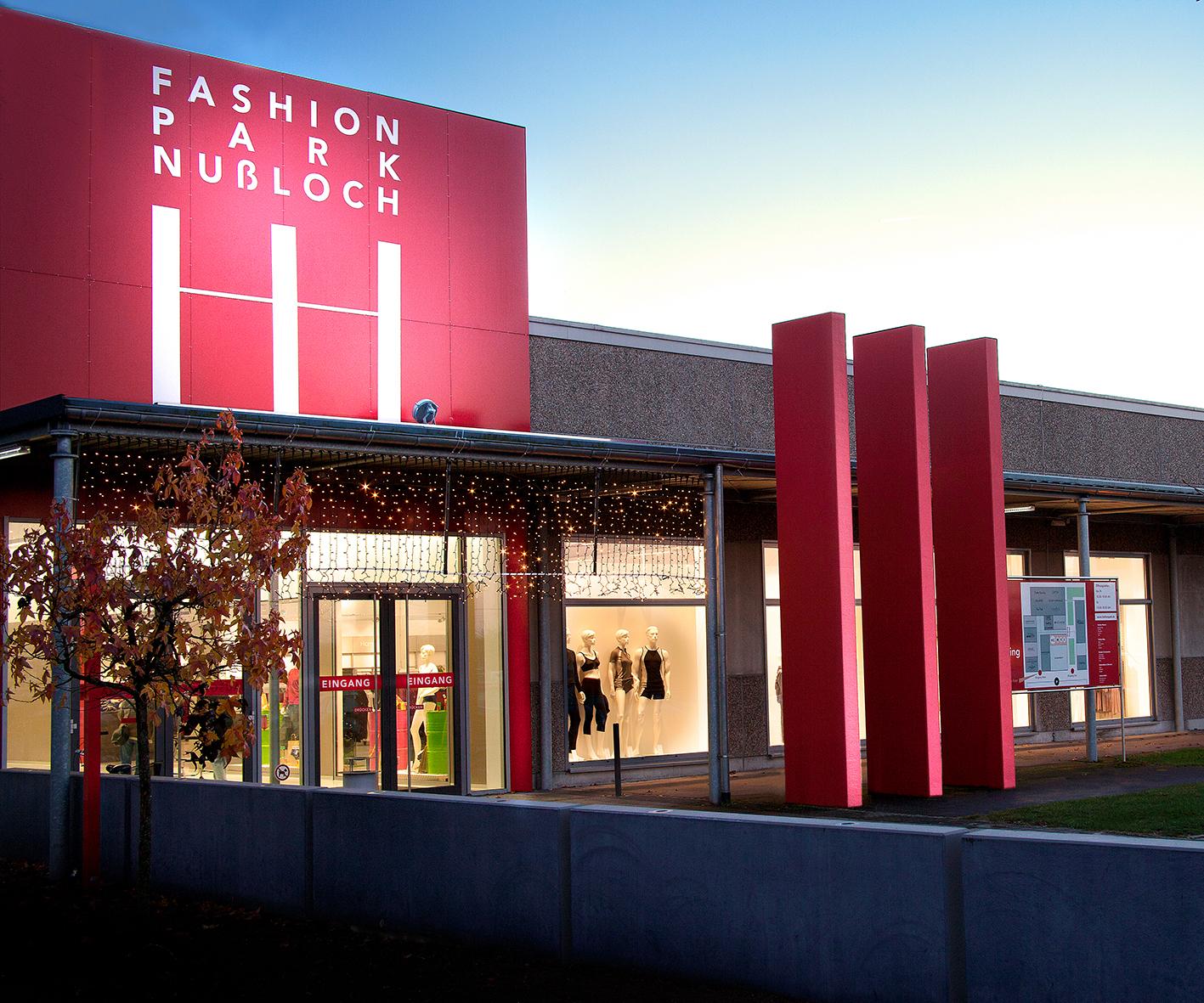 Eingang_FashionPark_Nußloch