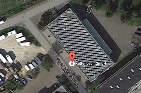 Kettenbach GmbH parken